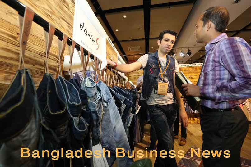 Bangladesh denim show kicks off in October