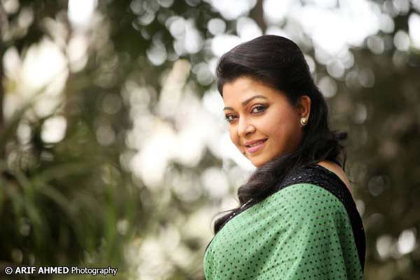 Bangladeshi film actress Diti passes away