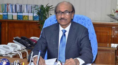 Bangladesh Bank governor Dr Fazle Kabir. File photo
