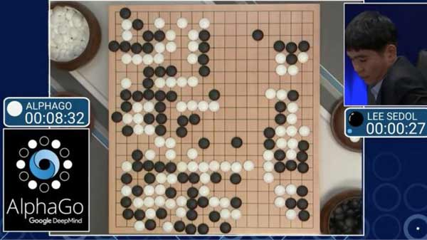 Computer wins series against Go master