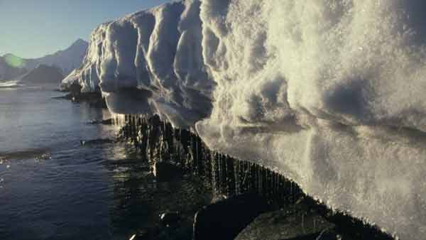 'Drastic' Antarctic melt could double global sea-level rise