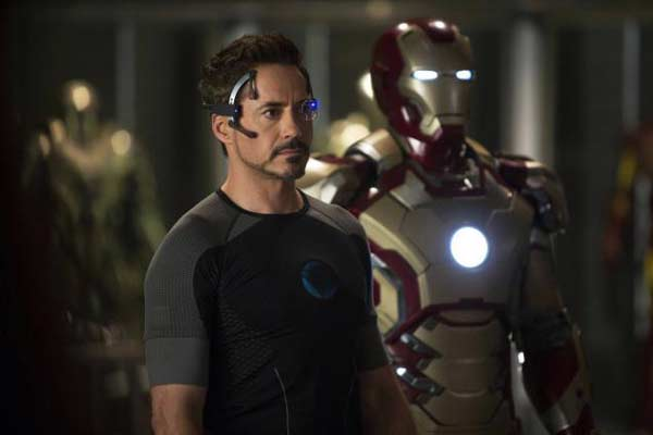 'Iron Man 4' not on the cards: Robert Downey Jr.