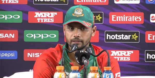 Nobody wants to lose like this: Bangladesh captain