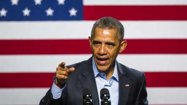 Obama warns against US campaign anger