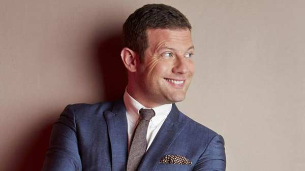 Dermot O'Leary returns 'home' to The X Factor