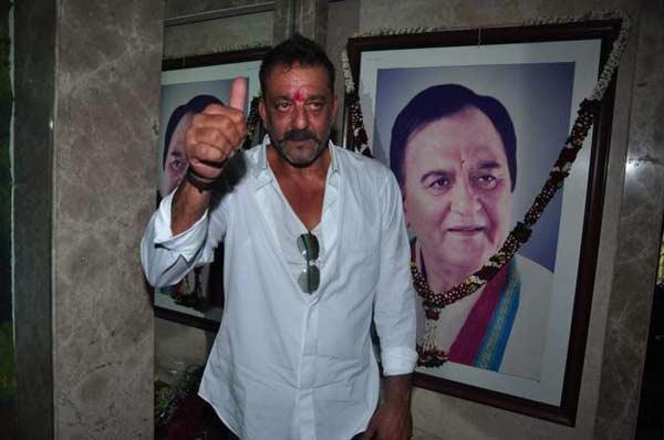 Sanjay Dutt turned poet in jail: Will release his book Salaakhen soon