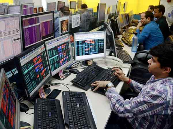 Sensex zooms 232 points on positive global cues