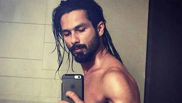 Is this Shahid Kapoor's look for the crime thriller Udta Punjab?