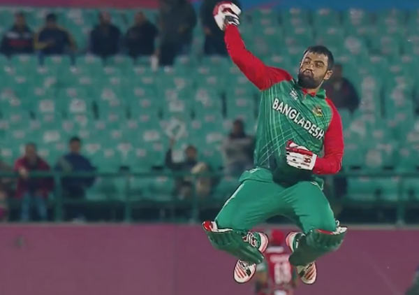 Rise of Tamim reflects Bangladesh's swagger