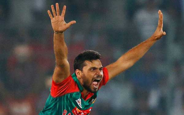 Mashrafe Mortaza: Darling of the masses in Bangladesh