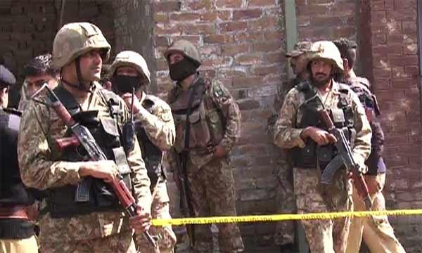 17 dead in Pakistan 'revenge' blast