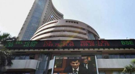 Indian shares fall as banks decline on profitability worries