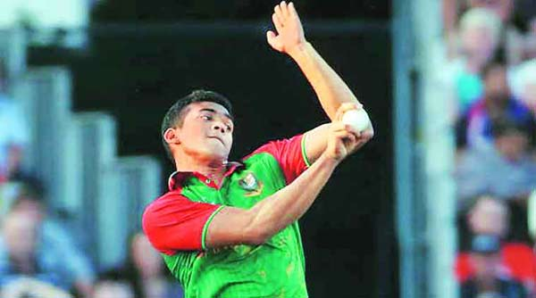 BCB lodges appeal with ICC over Taskin ban