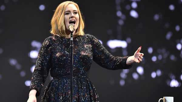 Adele 'richest ever UK female musician'