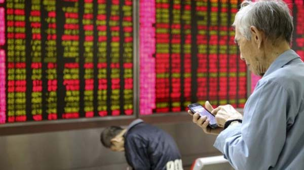 Chinese trade data lifts Asian markets