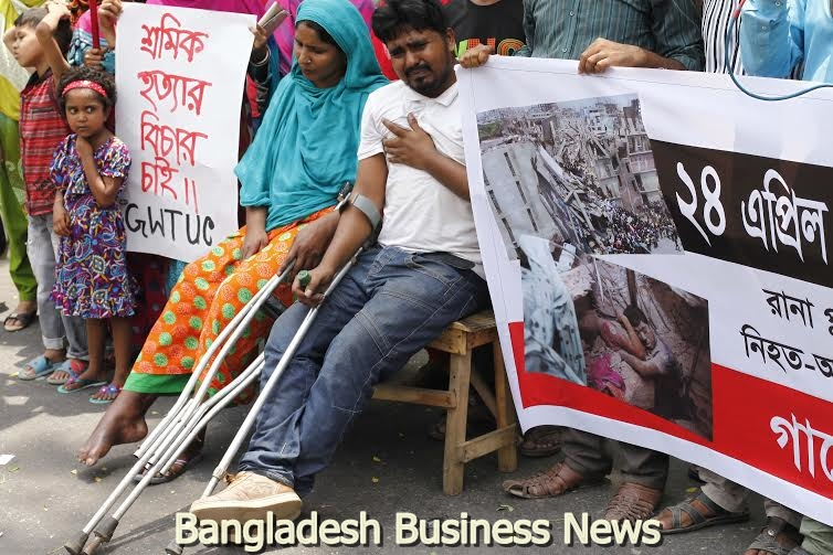 Rights group asks EU to call out Bangladesh on workers' rights