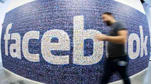 Facebook triples quarterly profits