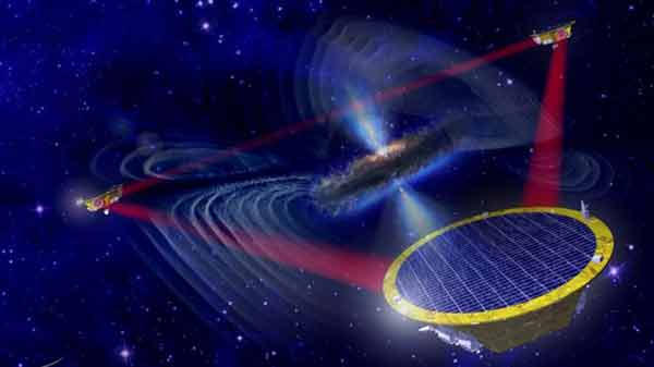 Gravitational wave mission passes 'sanity check'