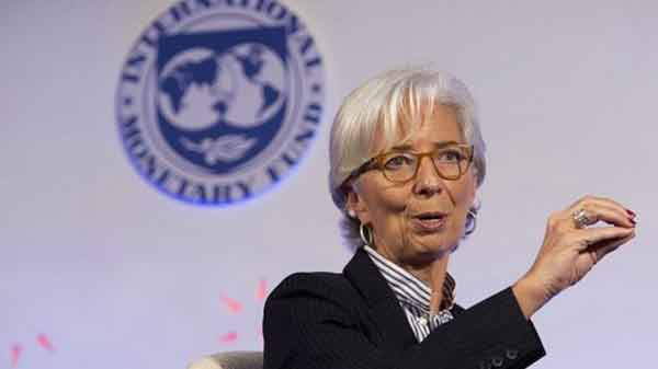 IMF cuts global growth outlook again
