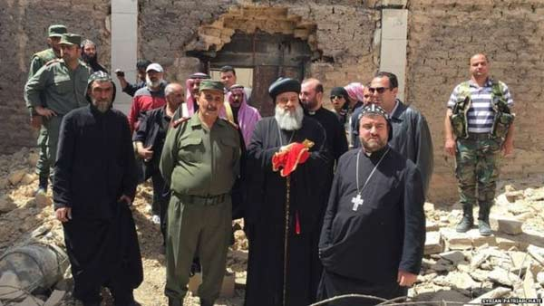 IS 'killed 21 Syrian Christians'