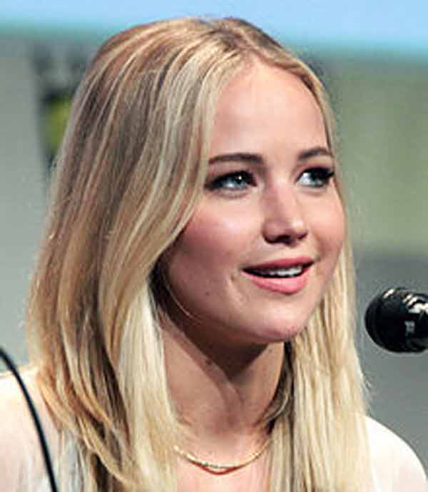 Jennifer Lawrence jokes about being single: I haven't felt a man's touch