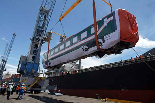 Indonesia exports 150 passenger trains to Bangladesh