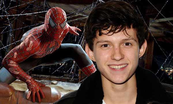 To play spider-Man is an honour: Tom Holland