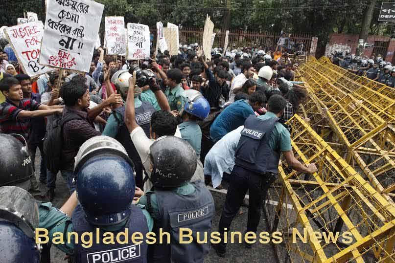 #JusticeForTonu: Bangladesh students threaten hartal