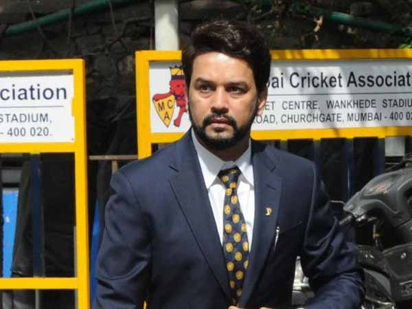 Anurag Thakur elected BCCI president