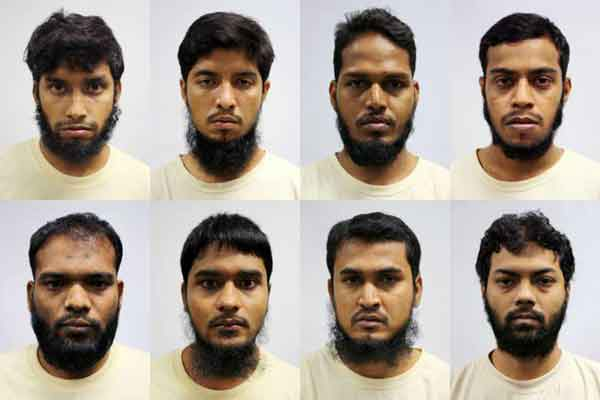 Singapore holds 8 Bangladeshis for planning terror attacks in home country
