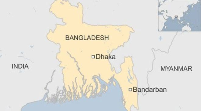 Elderly Buddhist monk hacked to death in Bangladesh