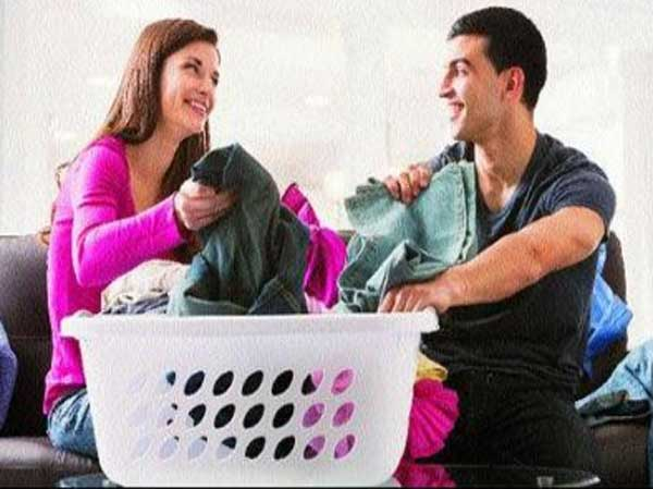 Share domestic work for a healthy marriage