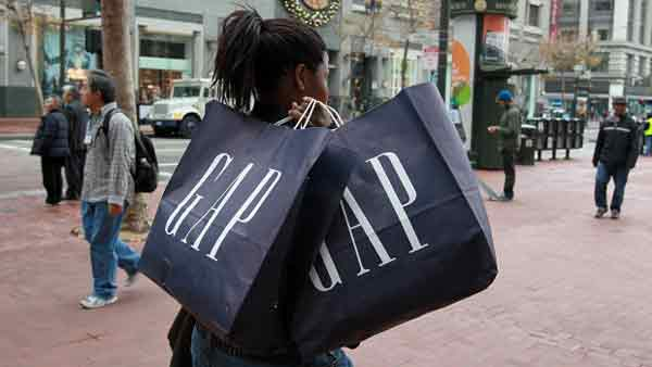 Gap says it must speed up as sales fall