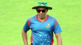 BCB set to add coach Hathurusingha to selection panel