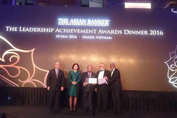 Islami Bank MD receives Asian Banker Award