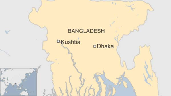 IS says it is behind doctor's murder in Bangladesh