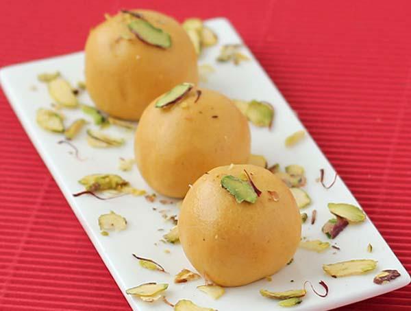 Shab-e-Barat special homemade laddu
