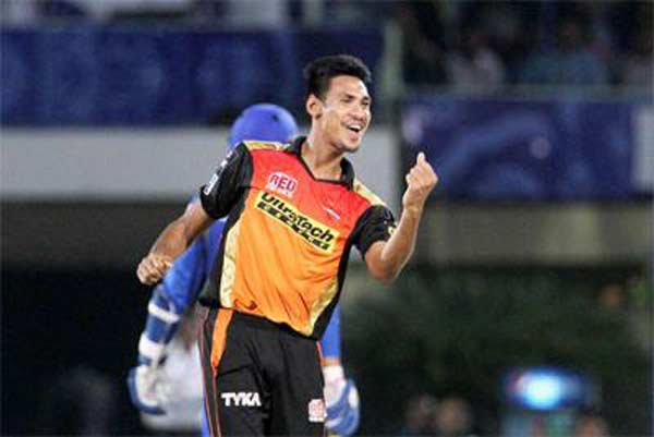 Bangladesh's Mustafizur gets IPL 9 player of the week