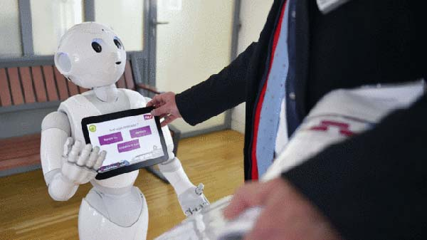 Pepper robot to open up to Android