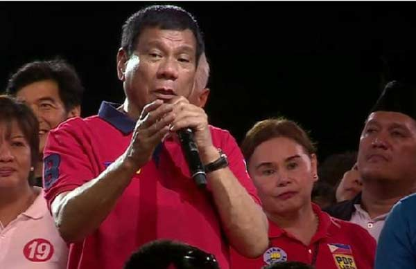 Maverick wins Philippine presidency