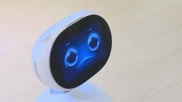 Asus unveils 'budget' household robot