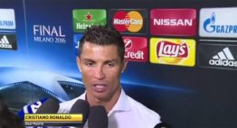 Real Madrid had more experience: Cristiano Ronaldo