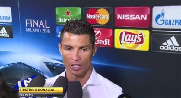 Real Madrid had more experience: Cristiano Ronaldo