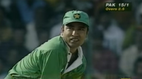Saeed Anwar's 194 smashes India and the record books