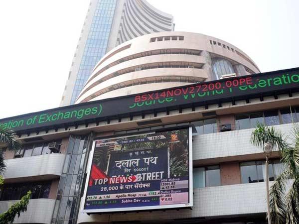 Sensex up by 94 points in early trade