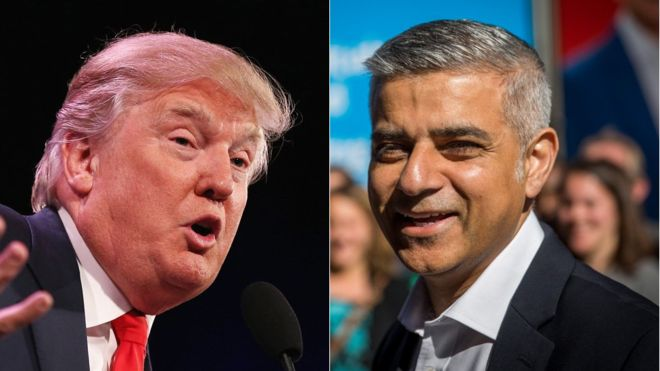 Donald Trump would make 'exception' for Sadiq Khan