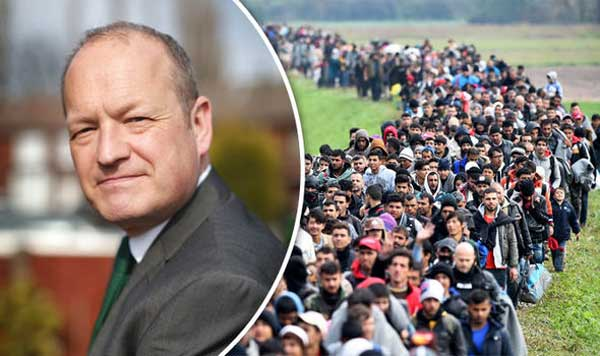 New wave of asylum seekers could head to Britain amid violence in Bangladesh: MP