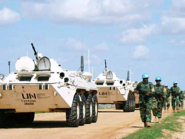 2 Bangladeshi peacekeepers die in Mali cyclone