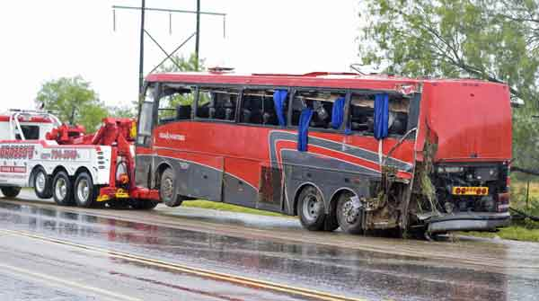 8 killed, over 44 injured in US bus accident