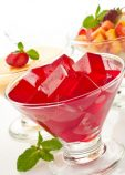 Kids special homemade watermelon jelly